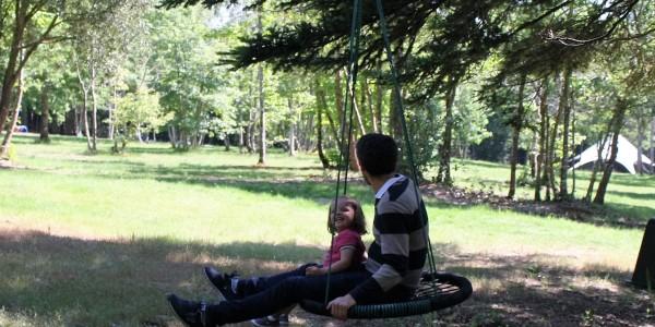 La Tyrolienne Nacelle Spécial Kids