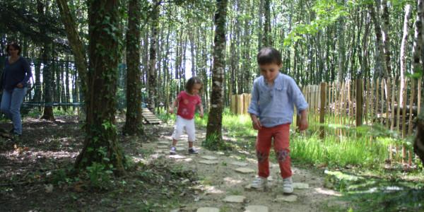 Fort Aventure Spécial Kids - le Sentier des Oursons