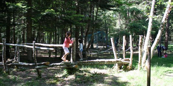 Fort Aventure Juniors Le Chemin des Trappeurs