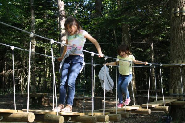 Parcours Equilibre Juniors