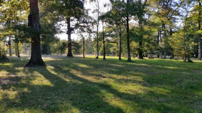 le parc de loisirs arboré du chateau de La Baule