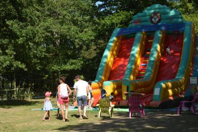 sortie famille jeux gonflables géants parc de jeux 44 Parcofolies