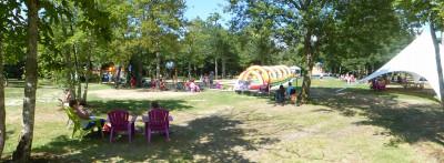 Parc de loisirs Parcofolies à La Baule Loire-Atlantique