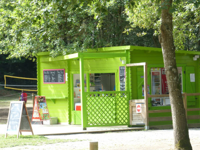 accueil snacking et boissons Parcofolies La Baule