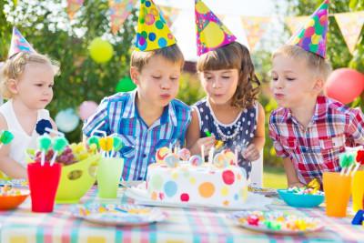 anniversaire à Parcofolies le parc de ejux de La Baule