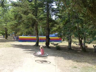 jeux et activités pour les bébés parc de loisirs parcofolies la baule