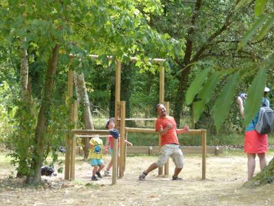 Parc de Loisir 44 - Activité atelier cirque - Parcofolies la baule guérande