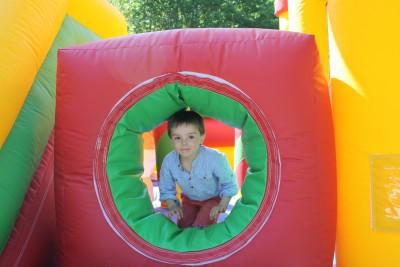 gonflable géant pour les petits parcofolies la baule