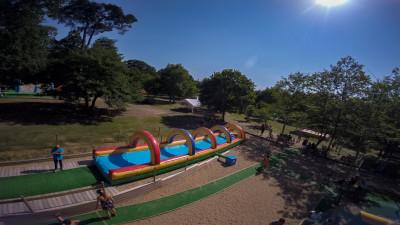 parc jeux et nature à La Baule PARCOFOLIES