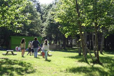 biodiversité dans le parc de loisirs Parcofolies