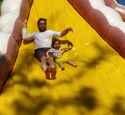 s'amuser en famille à Parcofolies
