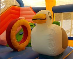 nouveau gonflable géant Parcofolies parc de loisirs La Baule
