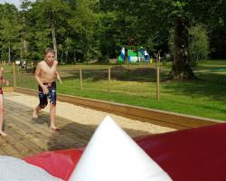 Jeux Aquatique la Baule
