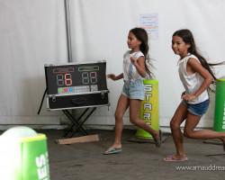 activité enfant challenge interactif Parcofolies