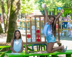 jeu en bois Parcofolies Parc de jeux