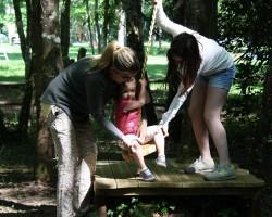 parc de jeux pour les enfants dès 2 ans parcofolies la baule