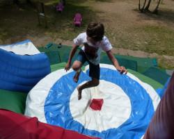 jeu sensation le grand saut Parcofolies